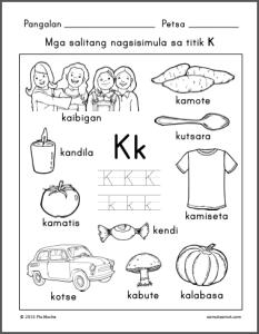 Titik K