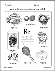 Titik R