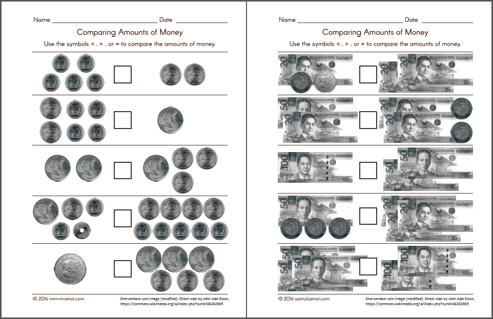 Coin Value Worksheets 2nd Grade. Money Worksheets For Kids ...