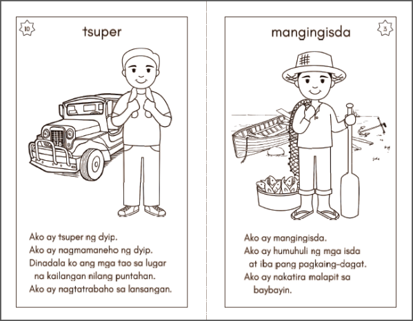 mga hanapbuhay ng Filipino : Samut-samot