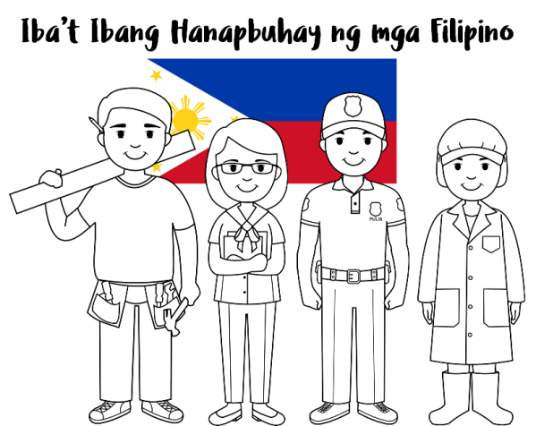 community helpers in Filipino | Samut-samot